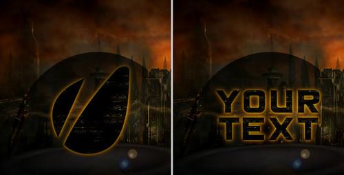logo or text