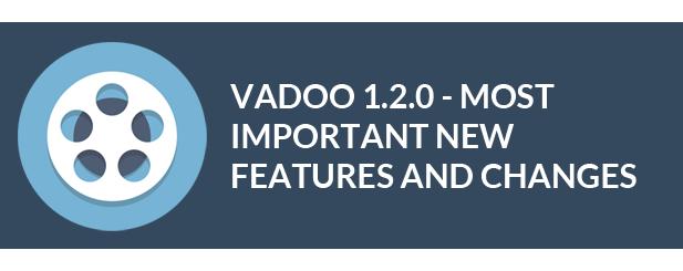 Vadoo - Social network dating script - 1