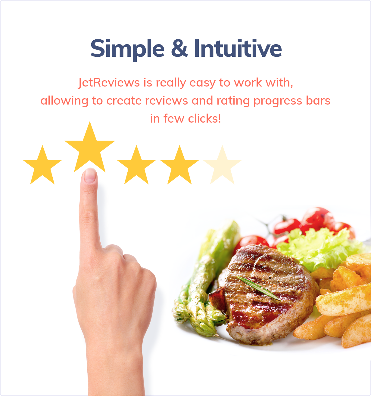 JetReviews - Reviews Widget for Elementor Page Builder - 3