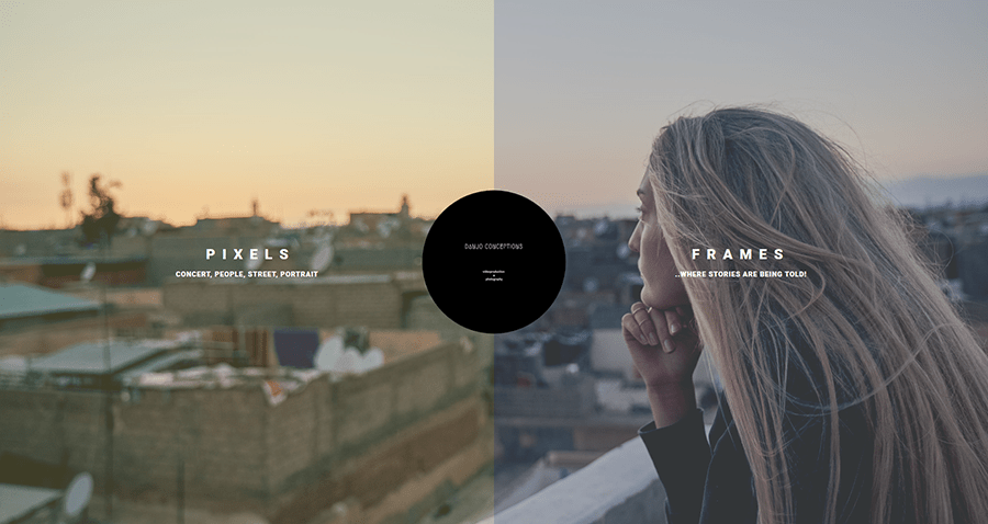 Photography & Videography WordPress Theme - SOHO - 5