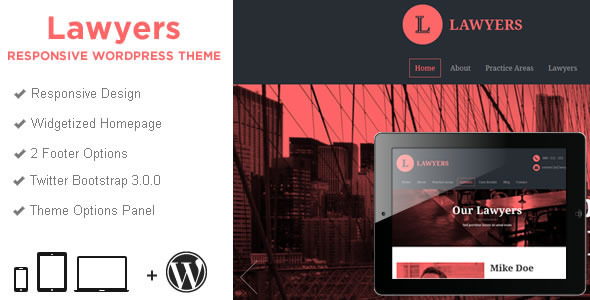 Visit Lawyers WP Theme