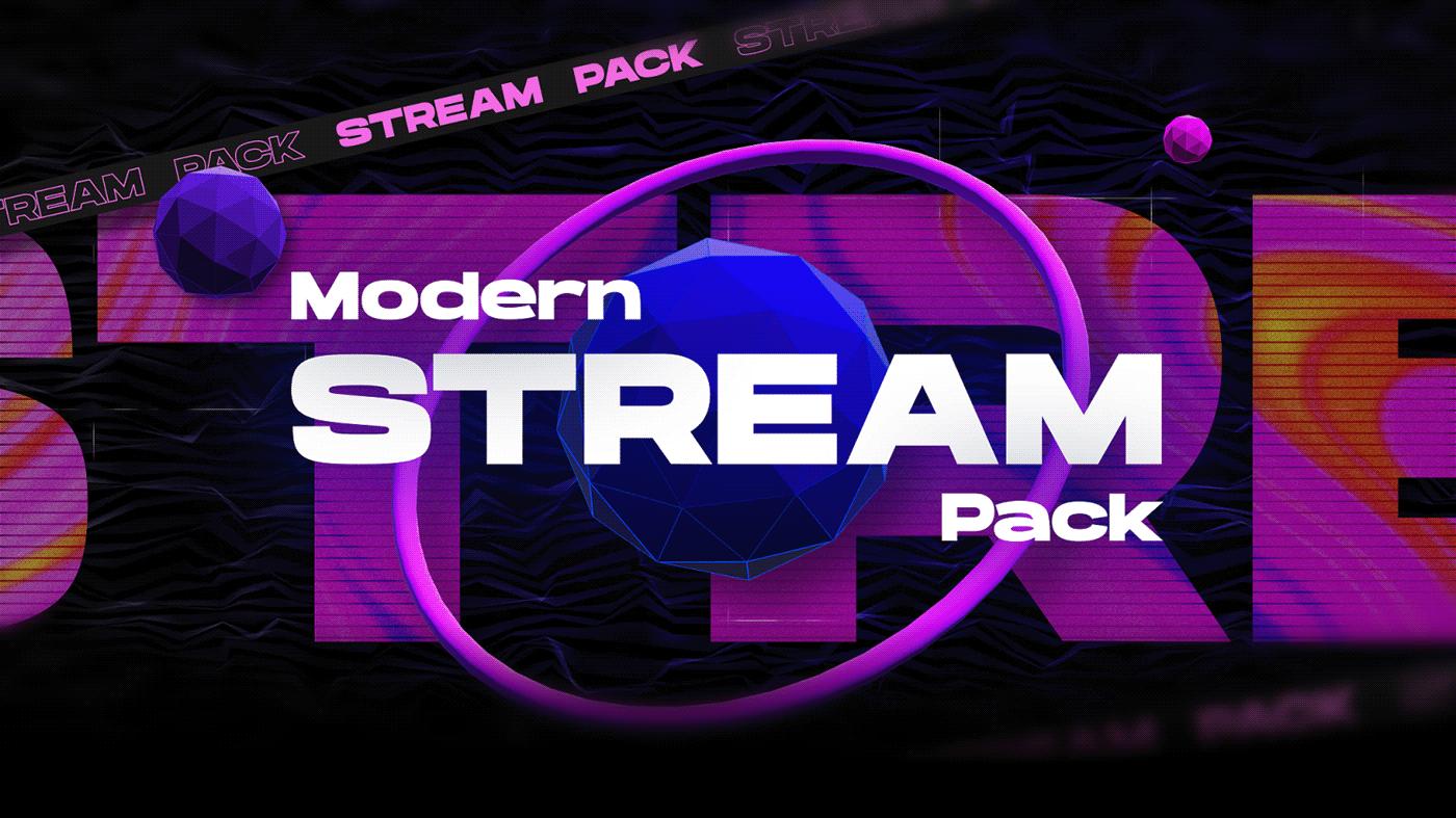 Modern stream pack - 1