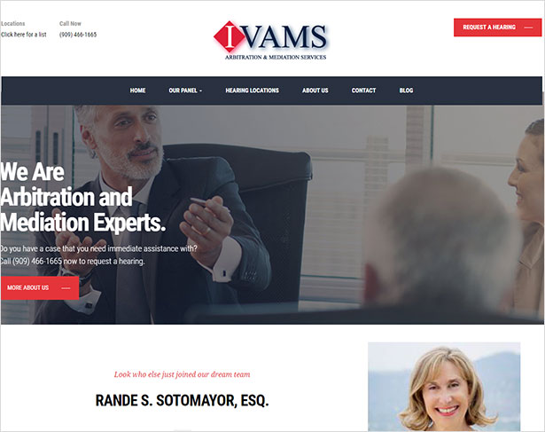 best lawyer wordpress themes 2018