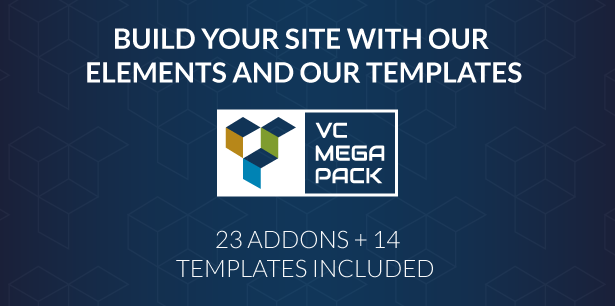 Visual Composer Mega Pack - Addons and Templates - 1