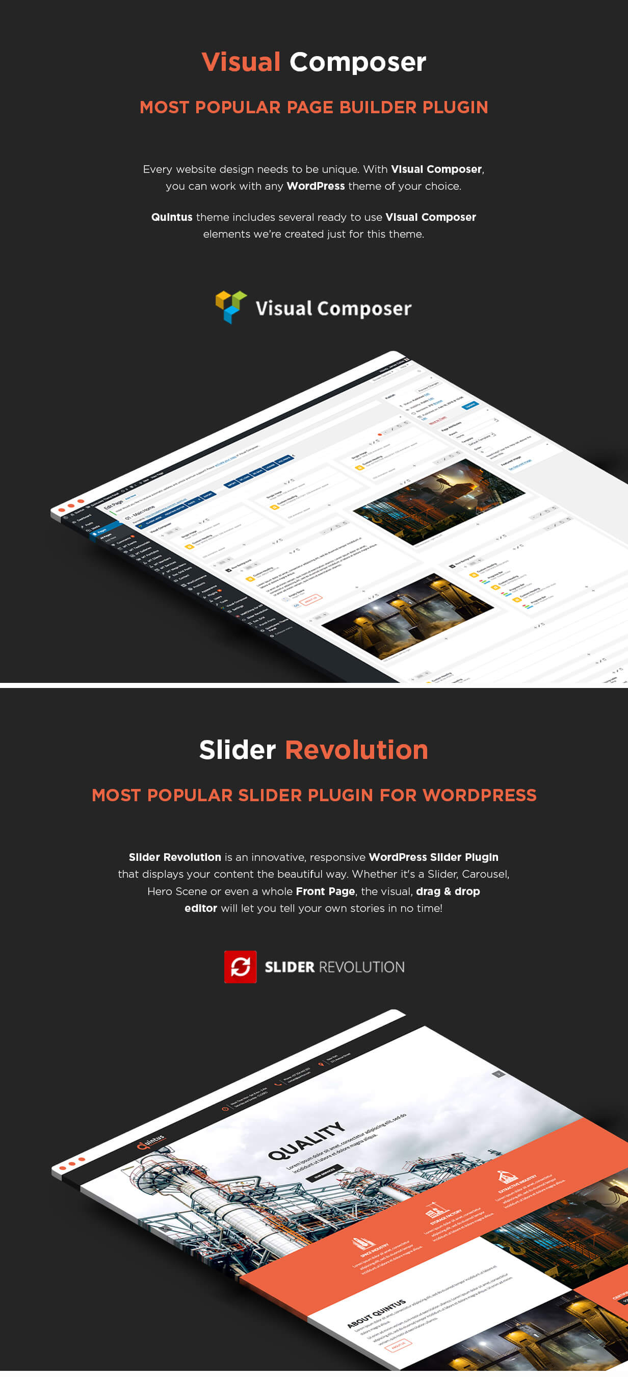 Quintus - Industry / Factory / Engineering WordPress Theme - 3