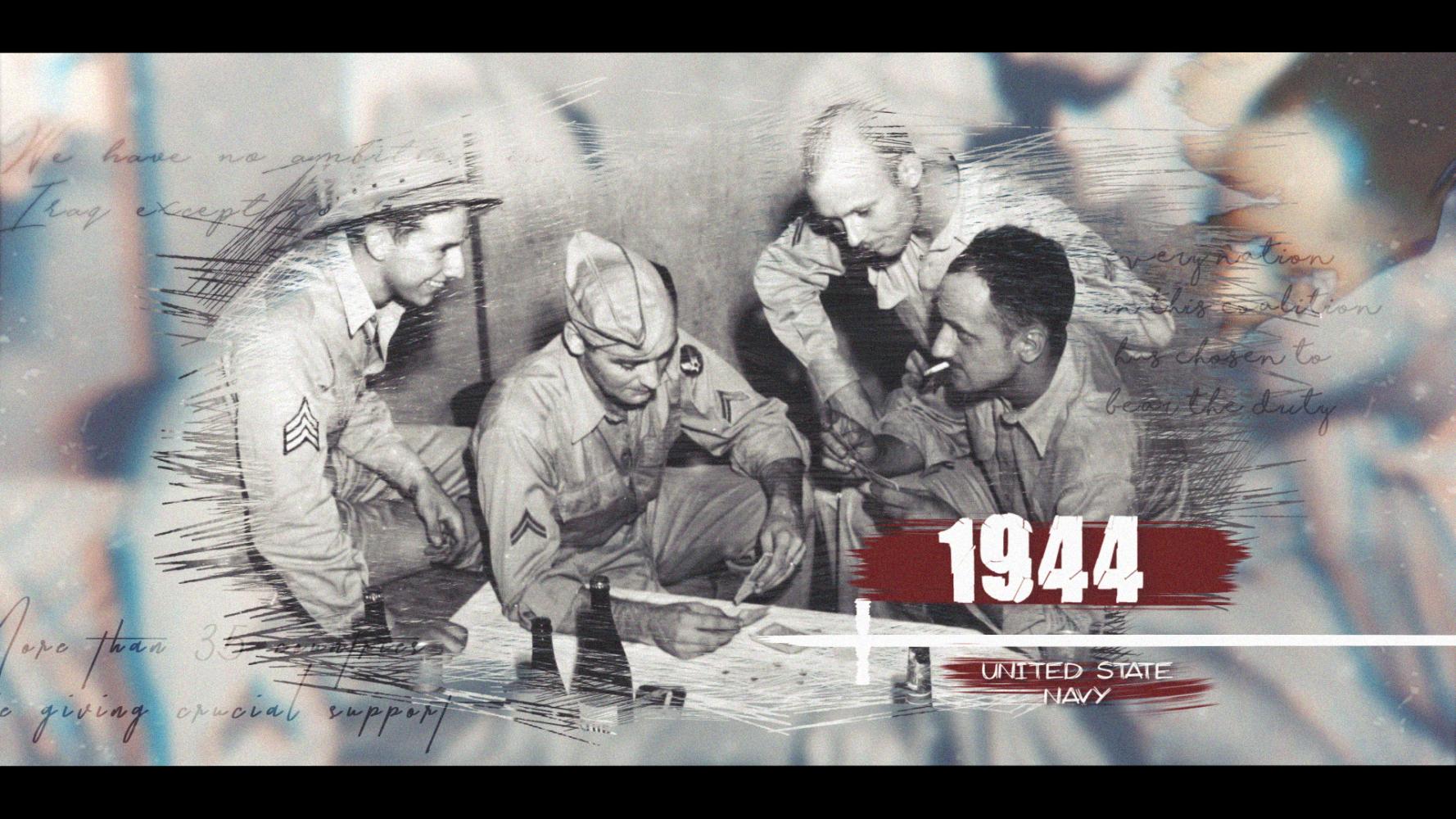 History Timeline - 4