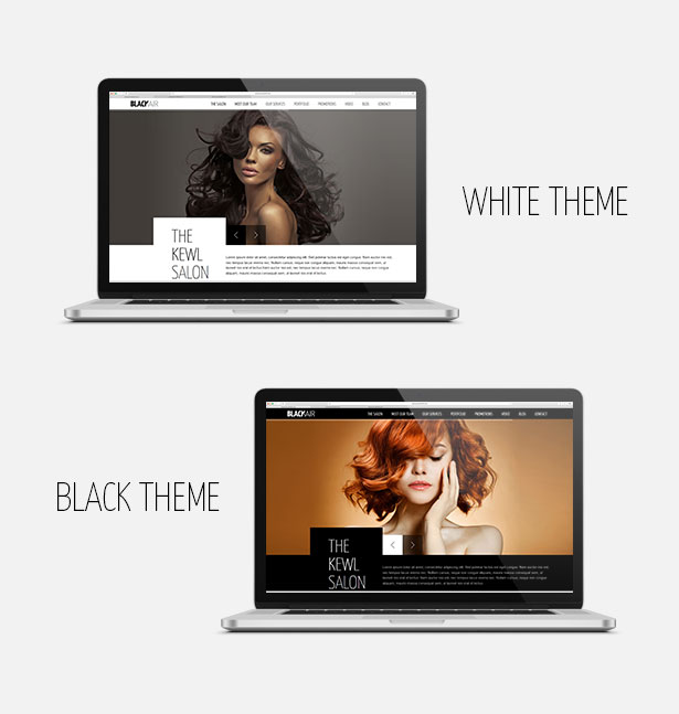 Blackair - One Page HTML5 Template for Hair Salons - 6