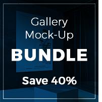 Gallery Mock-Up Bundle