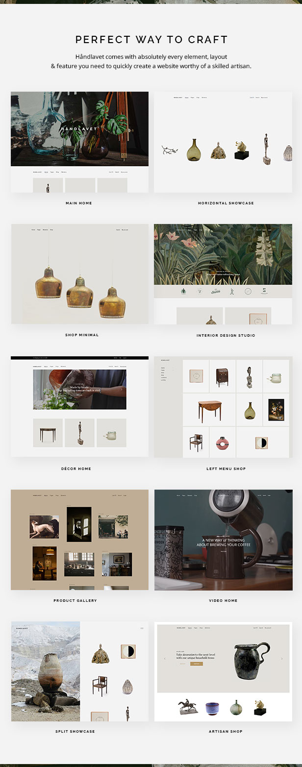 Håndlavet - Art and Home Decor Shop - 1