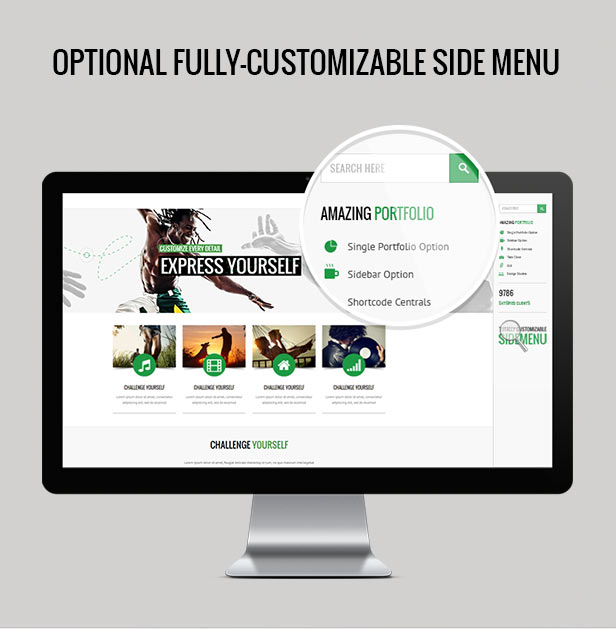 Subway - Responsive Multi-Purpose WordPress Theme - 7
