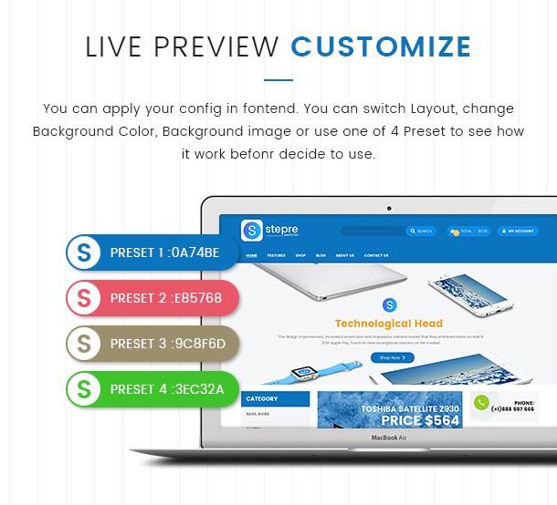 VG Stepre - Multipurpose WooCommerce WordPress Theme - 35