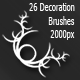42 Brushes Flowers (Color Pencil) - 19