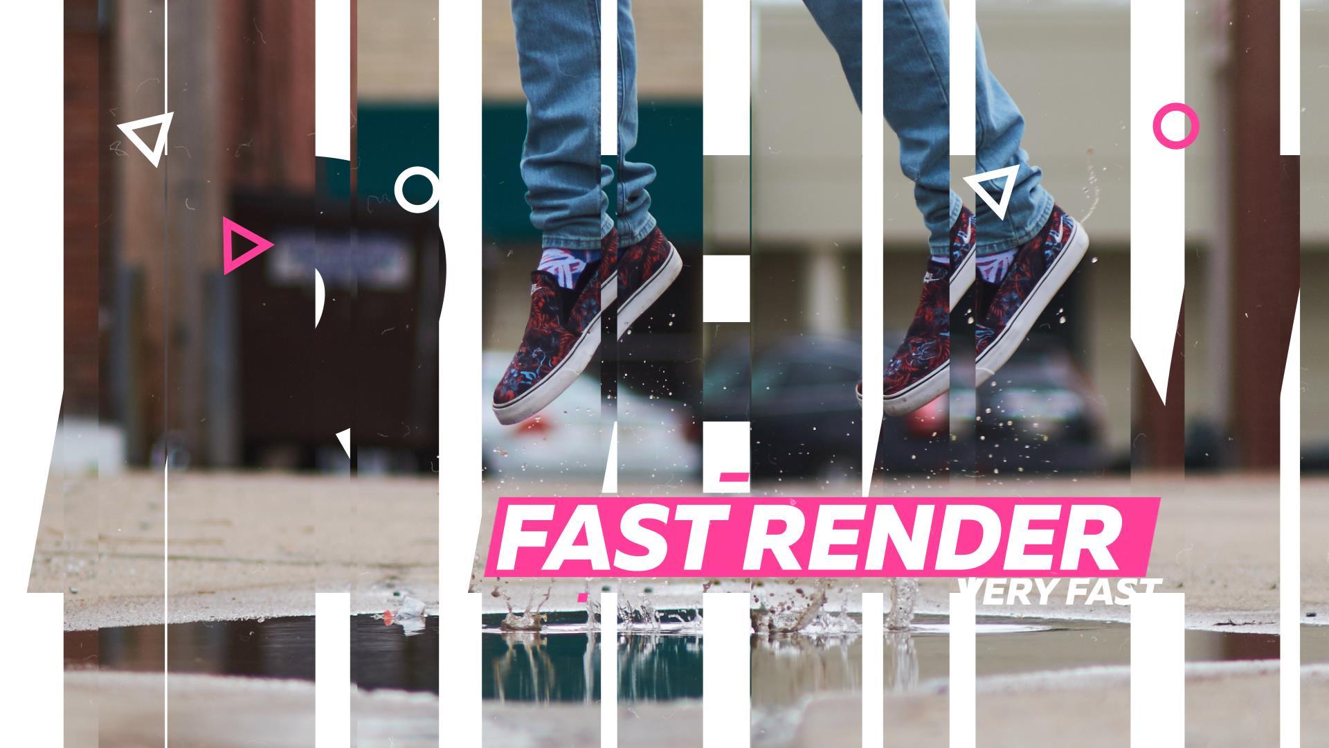Fast Dynamic Media Opener