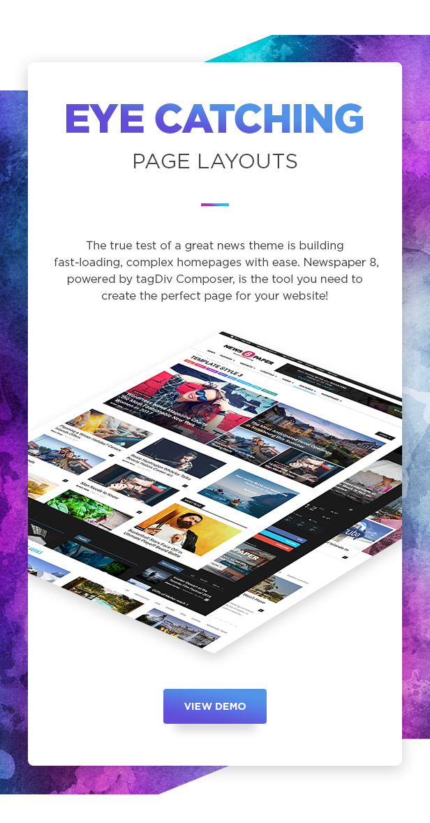 Newspaper By Tagdiv  Themeforest