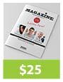 InDesign Magazine Template - 24