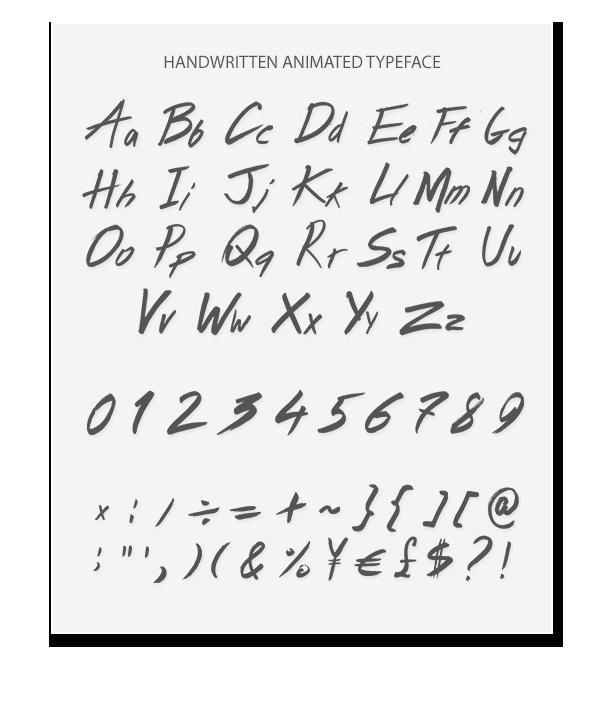 Tat's Life Typeface