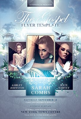 KillerSound Flyer Template - 47