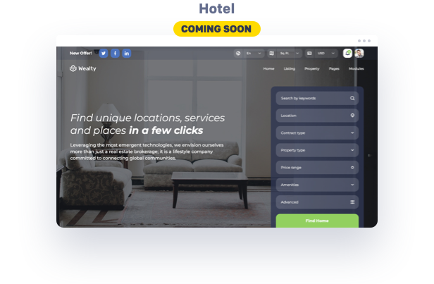 Hotel wordpress theme best