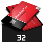 Business Card Template 74 - 32