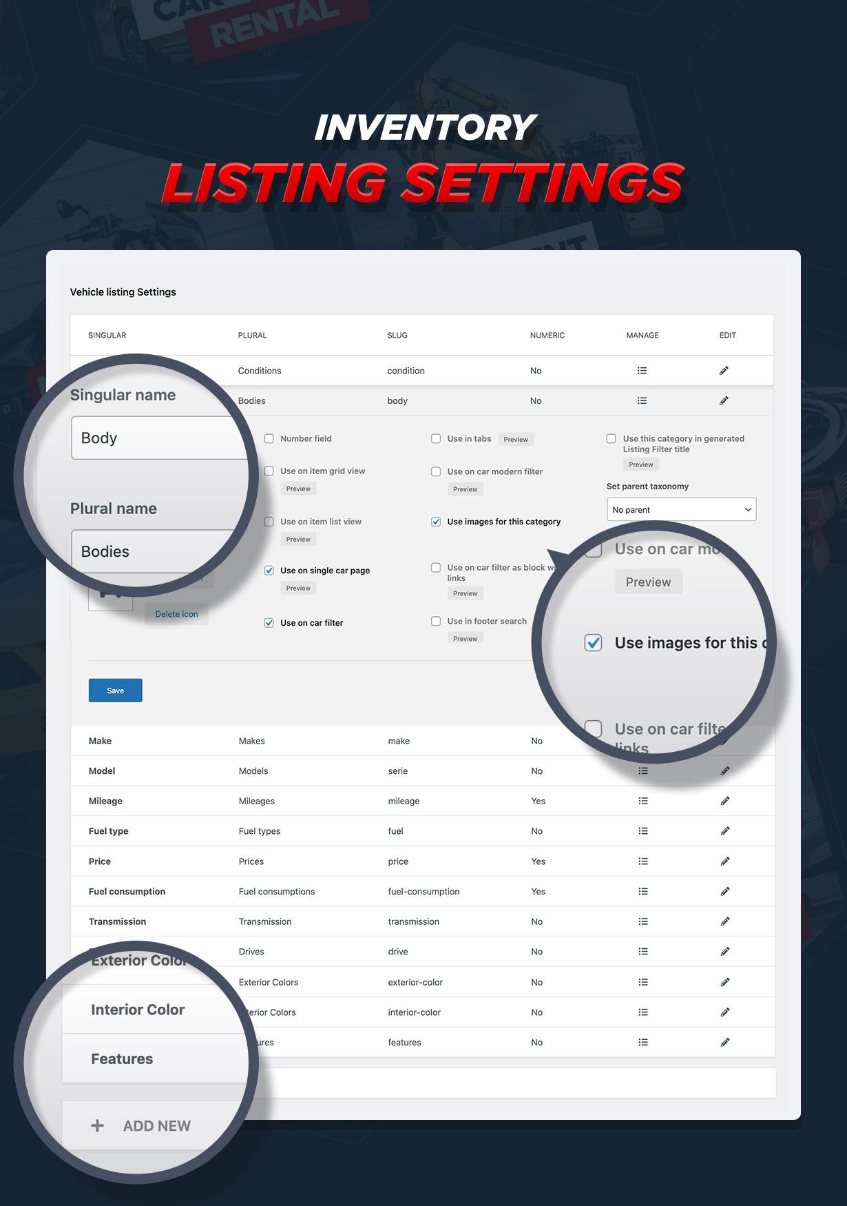 Motors - Car Dealer, Rental & Listing WordPress theme - 20