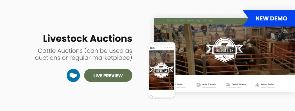 iBid - Multi Vendor Auctions WooCommerce Theme - 19