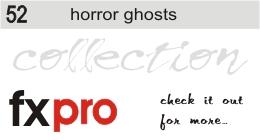 Massive Children Spooky Ghosts - 1