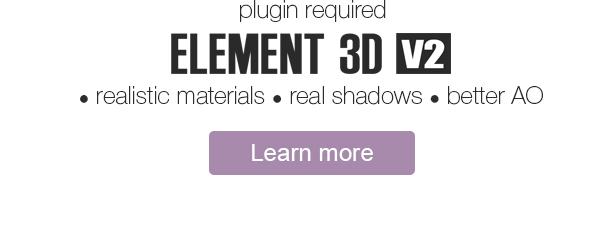 Element 3D - Apple Iphones Collection - 1