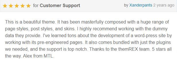 Ester - A Stylish Multipurpose WordPress Theme - 5
