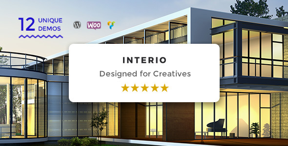 Interior Design & Architecture - Portfolio Creative