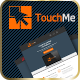 Touch me E-mail Template Design