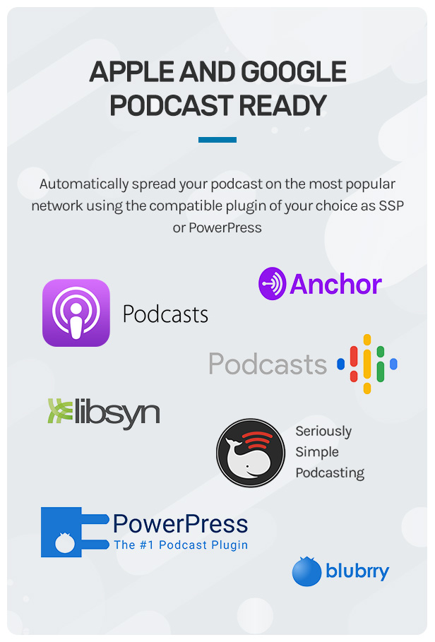 Wpcast - Audio Podcast WordPress Theme - 5