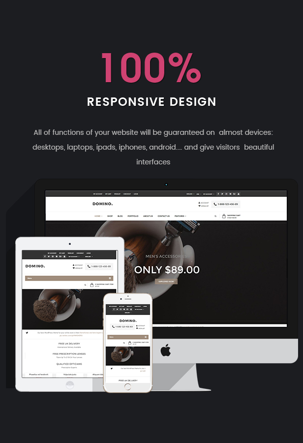 Domino - Fashion Responsive WordPress Theme 41