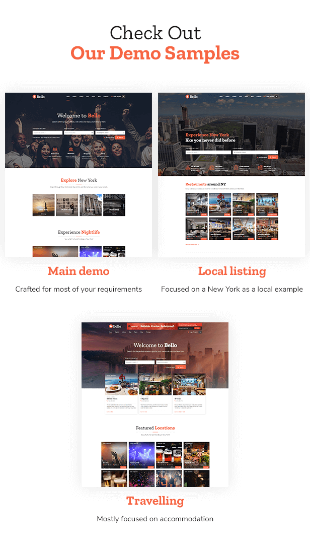 Bello - Directory & Listing Theme - 10