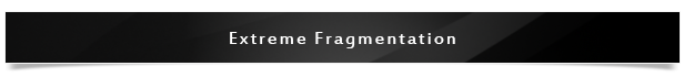 Project Name Extreme Fragmentation