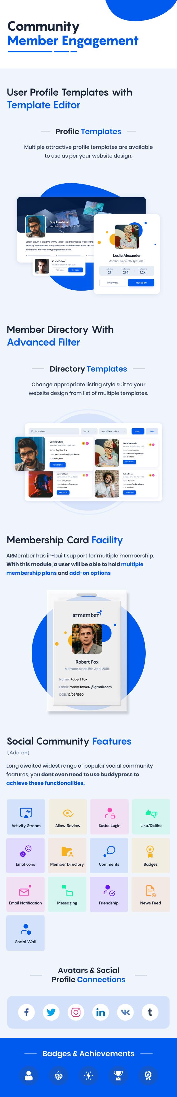 ARMember - WordPress Membership Plugin - 16