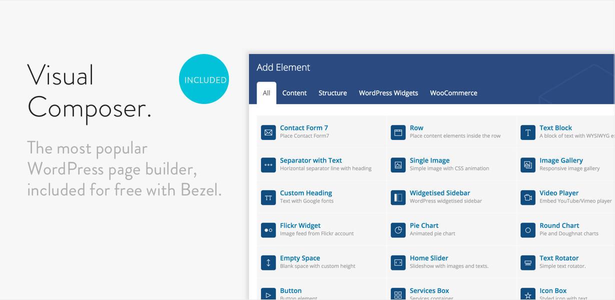 Bezel - Creative Multi-Purpose WordPress Theme - 5