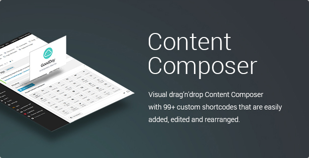 Visual Content Composer