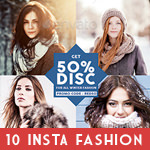 Instagram Fashion Banner Bundle - 12