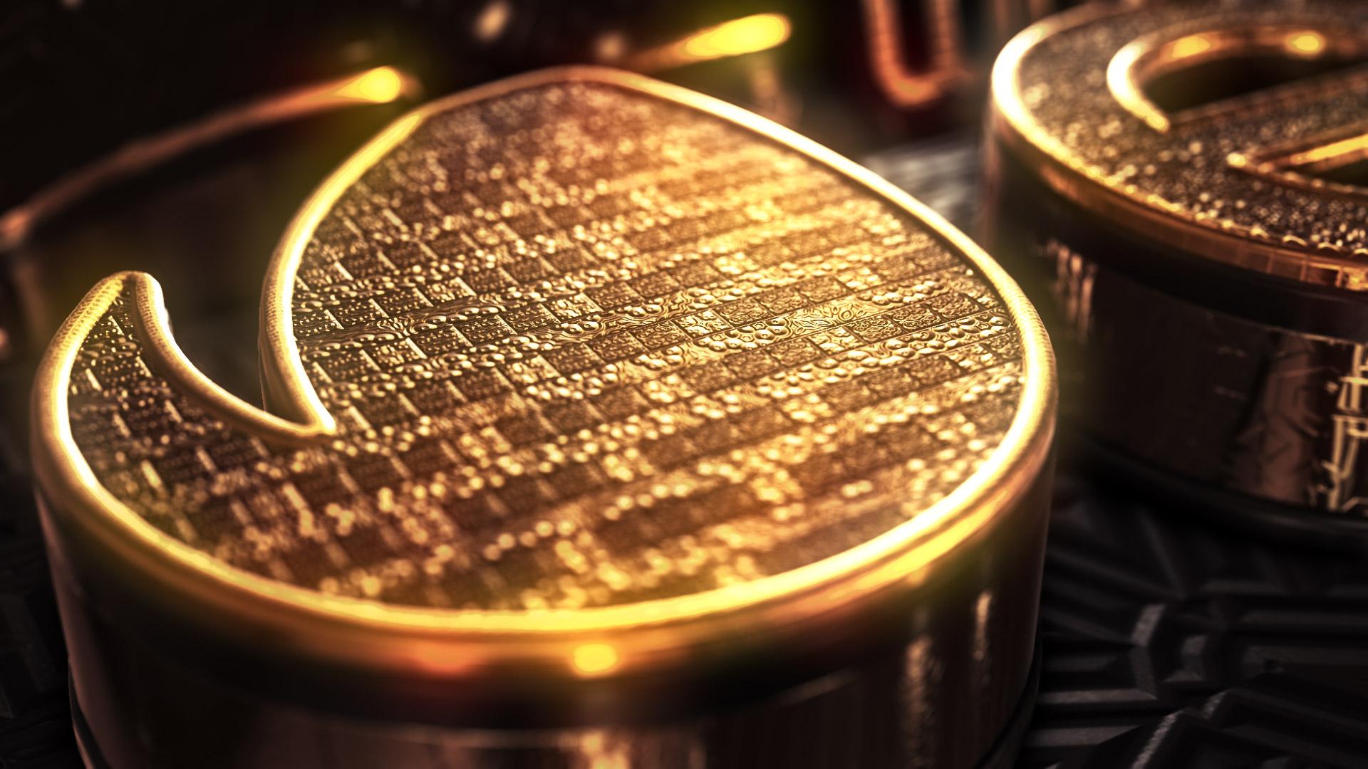 Gold Treasure Logo - 2