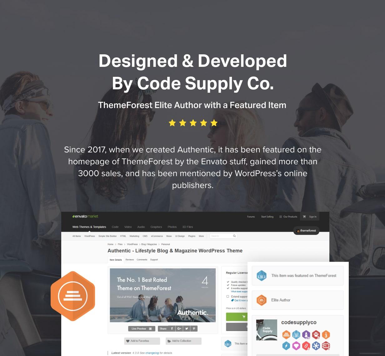 Spotlight - Feature-Packed News & Magazine WordPress Theme - 63