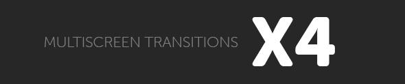 Multiscreen Transitions - 21