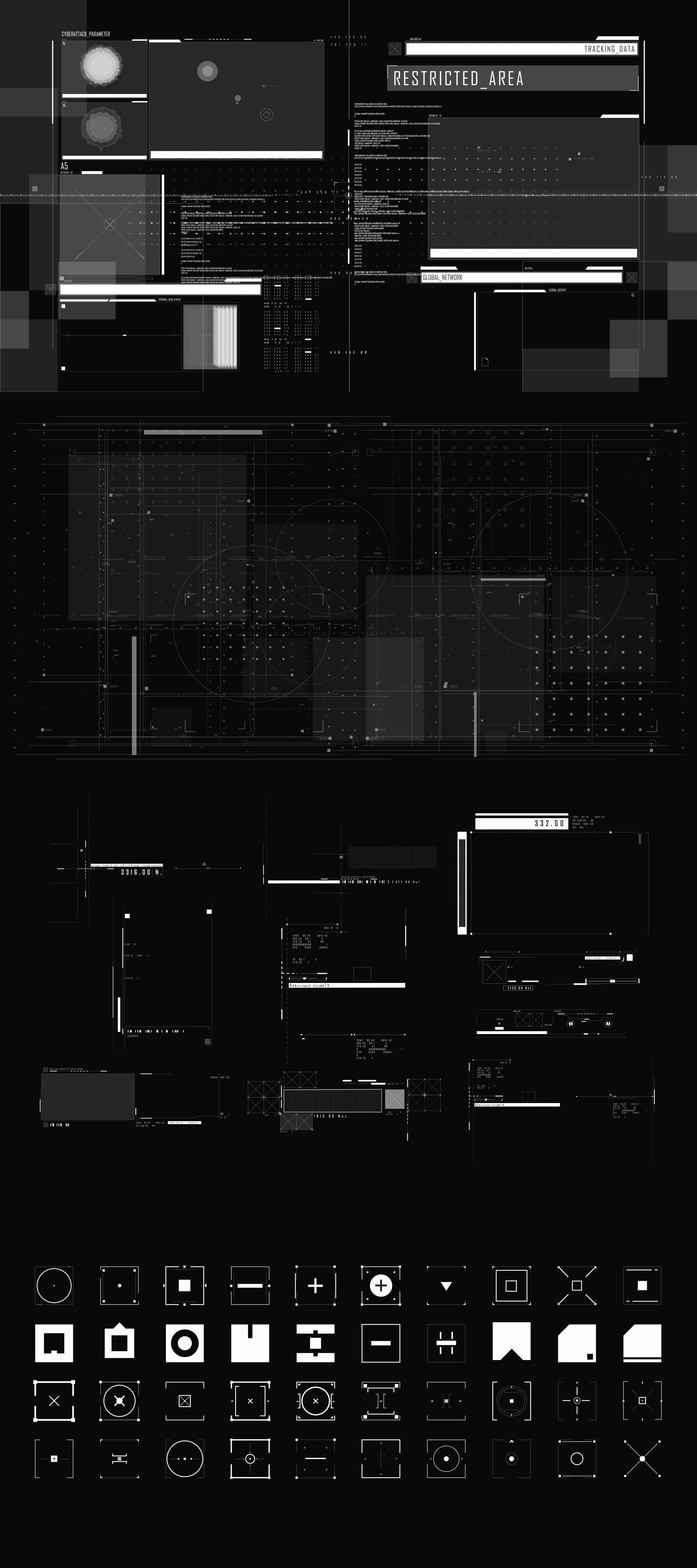 HUD Typography - 6