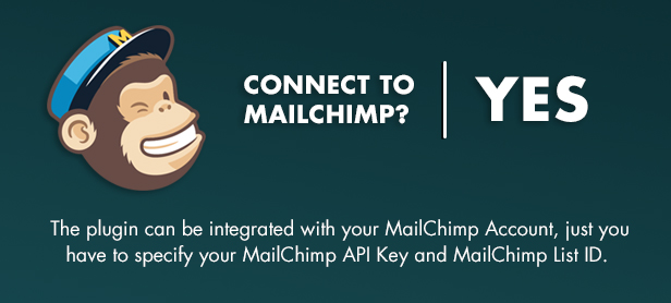 Support MailChimp Integration