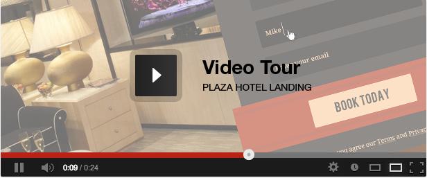Plaza - Education - Hotel - Dating Landing - 11