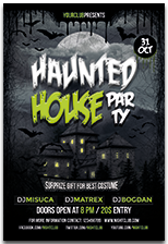 Halloween Party Flyer - 10
