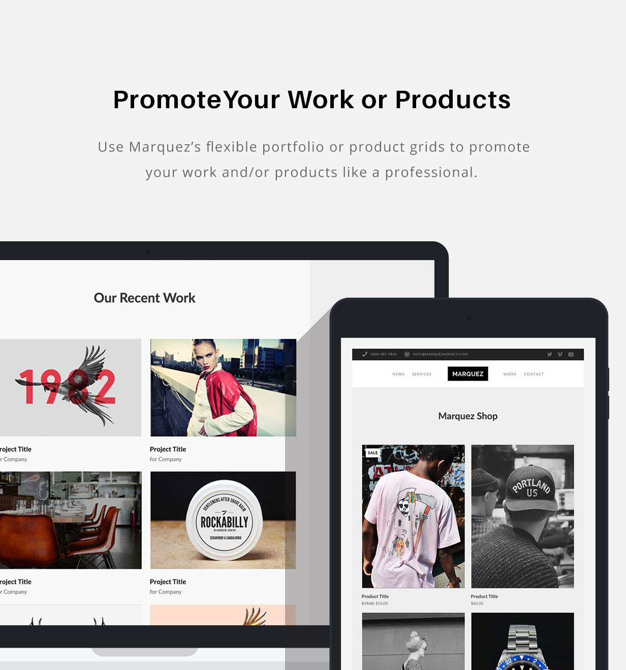 Marquez - Multipurpose Responsive Email: 80+ Sections + StampReady ...
