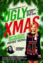 Christmas Night Party Flyer - 8