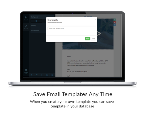 Drag Drop Email Template Builder For Php Codeholdernet