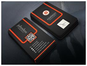 Business Card Mock up - 87