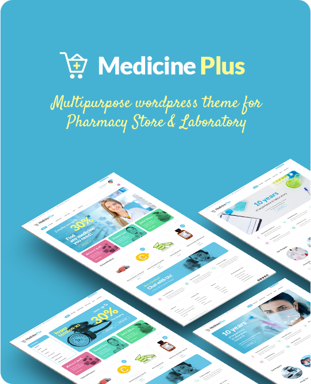 Medical WP Theme